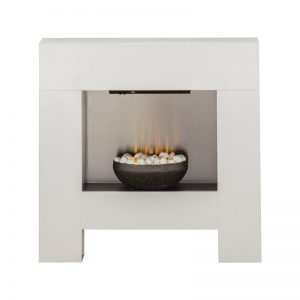 Abia Electric Fireplace