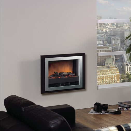 Bizet Wall Electric Fireplace