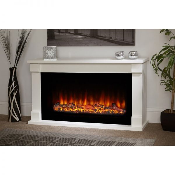 Bradbury Electric Fire Suite