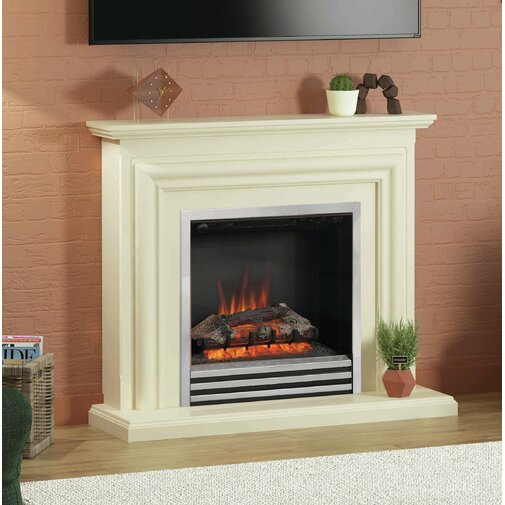 Carina Eco Electric Fireplace