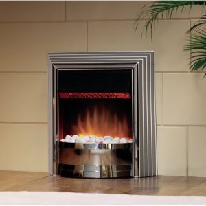 Castillo Freestanding Fireplace