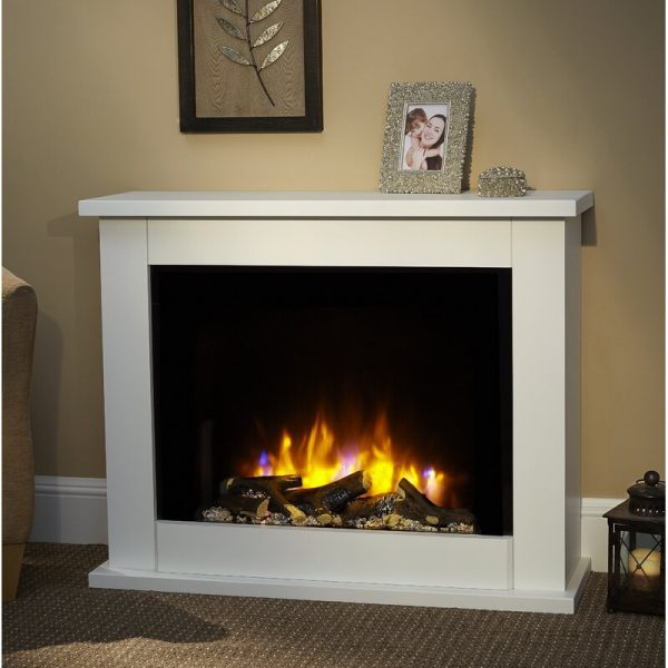 Copley Electric Fire Suite
