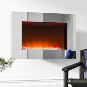 Diamantique Wall Fake Fireplace