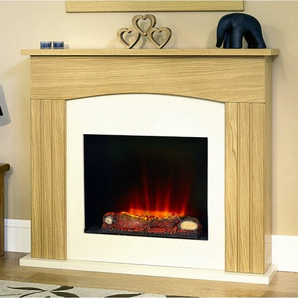 Linderwell Electric Fire Suite