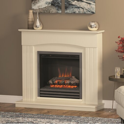 Linmere Electric Fireplace Suite