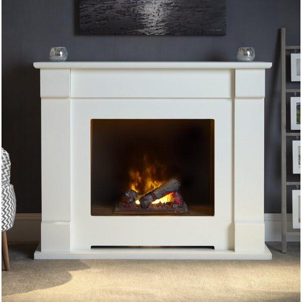 Lucera Electric Fire Suite