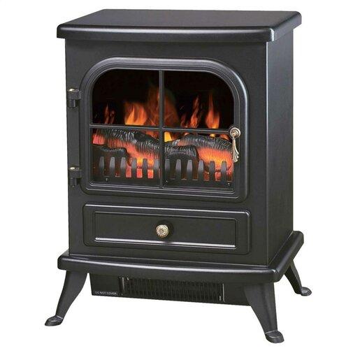 Oakmen Electric Fireplace