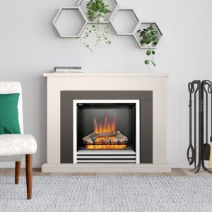 Preston Electric Fire Suite