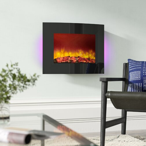 Quattro Electric Fireplace