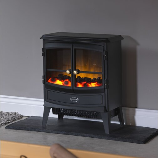 Springborne Optiflame Electric Fireplace